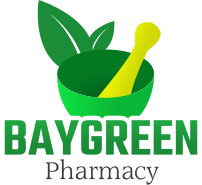 Baygreen Pharmacy Logo